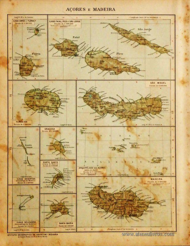 Açores e Madeira «€5.00»