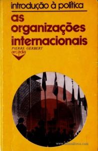 As Organizações Internacionais «€5.00»