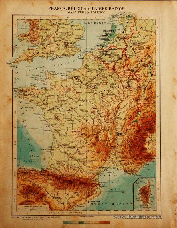 França, Bélgica e Países Baixos «€5.00»