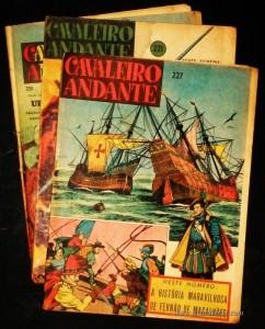 Cavaleiro Andante nº 220, 221,227 - Cada - «€5.00»