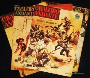 Cavaleiro Andante nº 251, 252, 254, 255, 259 - Cada - «€5.00»