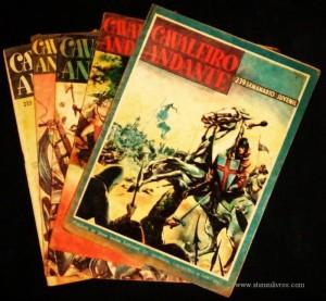 Cavaleiro Andante nº 233, 234, 235, 238, 239 - Cada - «€5.00»