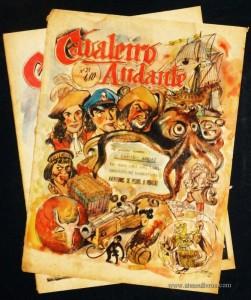 Cavaleiro Andante nº 21, 17 - Cada - «€5.00»