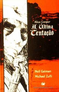 Alice Cooper - A Ultima Tentação - «€12.50»