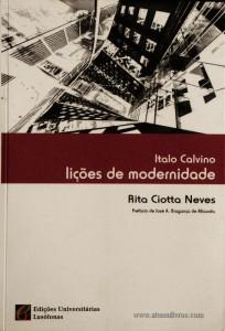 Italo Calvino «Lições de Modernidade»