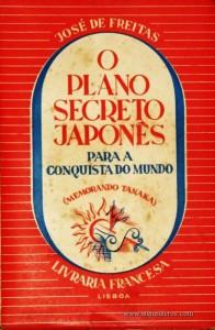 O Plano Secreto Japonês Para a Conquista do Mundo