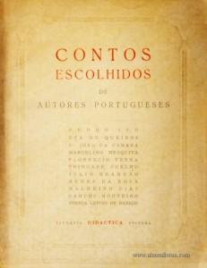 Contos Escolhidos de Autores Portugueses