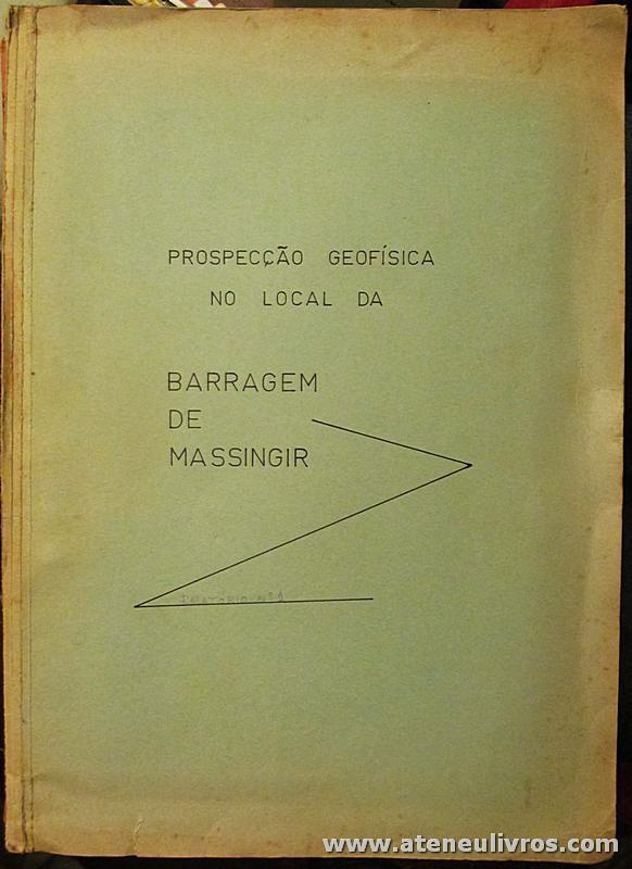 (Prospecção no Local da Barragem de Massingir