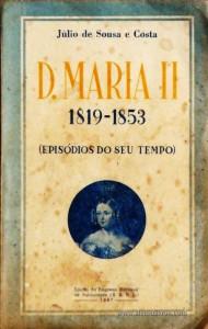 D. Maria II «1819-1853»