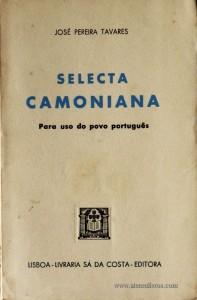 Selecta Camoniana «Para Uso do Povo Português»