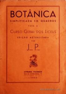 Botânica Simplificada em Quadros