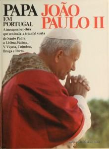 Papa João Paulo II em Portugal