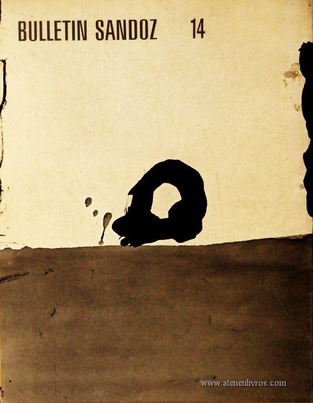 Bulletin Sandoz nº 14 - 1969 «€15.00»