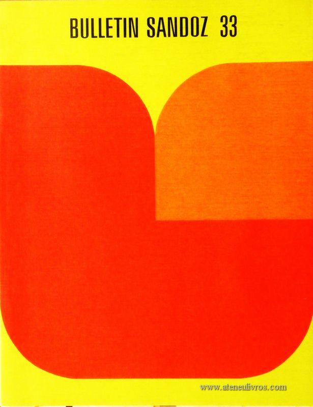 Bulletin Sandoz nº 33 - 1974 «€15.00»