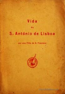 Vida de S.António de Lisboa