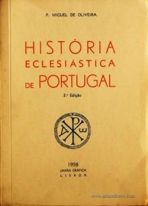 História Eclesiástica de Portugal