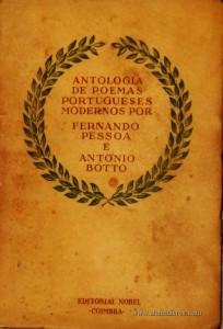 Antologia de Poemas Portugueses Modernos por Fernando Pessoa e António Botto