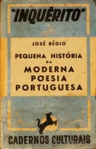 Pequena História da Moderna Poesia Portuguesa