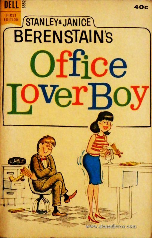 Stanley & Janice Berenstain – Offfice Lover Boy - «€5.00»