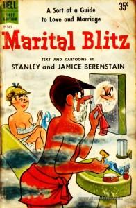 Stanley & Janice Berenstain – Marital Blitz - «€5.00»