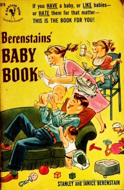 Stanley & Janice Berenstain – Baby Book - «€5.00»