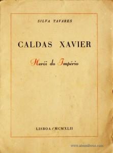 Caldas Xavier «Herói do Império»