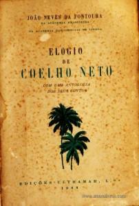Elogio de Coelho Neto