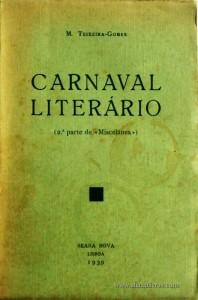 Carnaval Literário