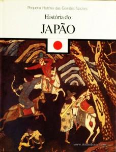 Otto Zierer – História do Japão - Pequena História de Grandes Nações – Círculo de Leitores – Lisboa – 1980. Desc. 124 pág. / 26 cm x 19,5 cm / E. Ilust. «€5.00»