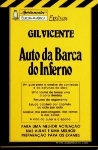 Gil Vicente - Auto da Barca do Inferno - «€5.00»