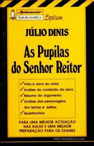 Júlio Dinis - As Pupilas do Senhor Reitor - «€5.00»