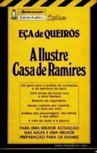 Eça de Queiroz - A Ilustre Casa Ramires - «€5.00»