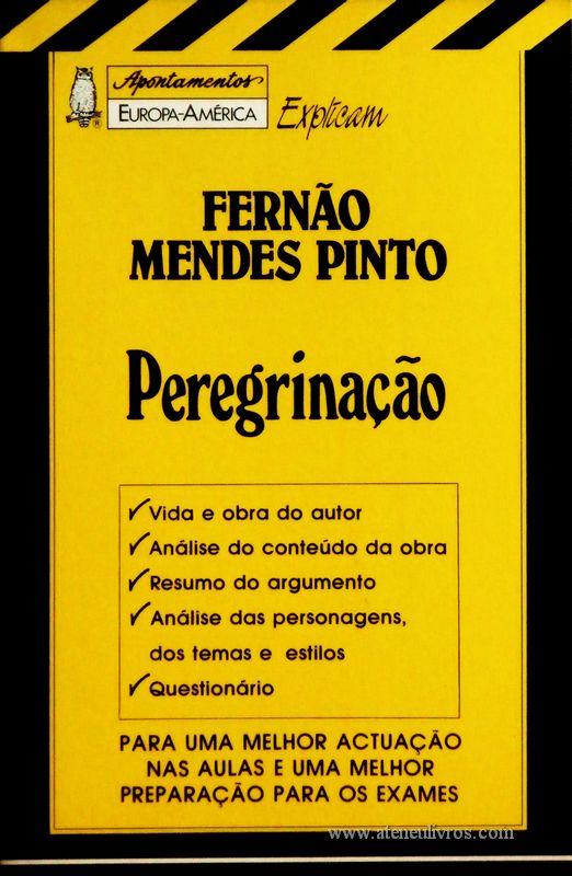 Fernão Mendes Pinto - Peregrinação - «€5.00»