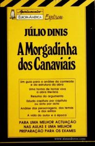 Júlio Dinis - A Morgadinha dos Canaviais - «€5.00»