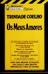 Trindade Coelho - Os Meus Amores - «€5.00»