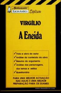 Virgílio - A Eneida - «€5.00»