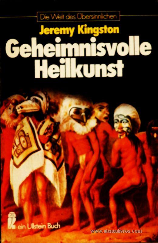 Jerremy Kingston - Geheimnisvolle Heilkunst - Die Welt Des Übersinnlichen - «€5.00»