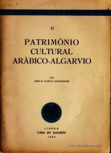 Património Cultural Arábico-Algarvio