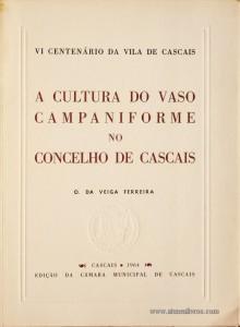 A Cultura do Vaso Campaniforme no Concelho de Cascais