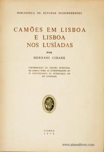 Camões em Lisboa e Lisboa nos Lusíadas