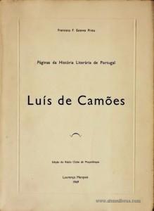 Luís de Camões - Paginas de História Literária de Portugal