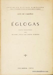 Luís de Camões - Églogas