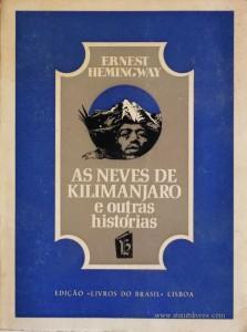 As Neves de Kilimanjaro e Outras Histórias «€5.00»