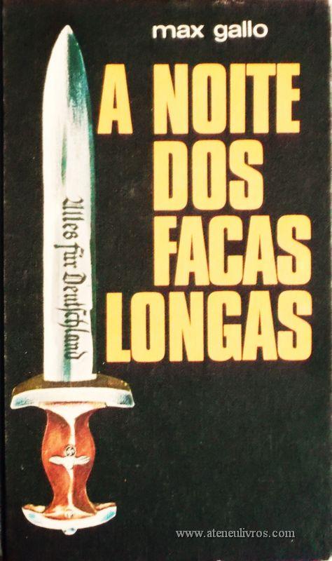 As Noites das Facas Longas «€5.00»