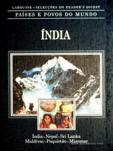 Países e Povos do Mundo – Índia – Nepal – Sri Lanka – Maldivas – Paquistão – Mianmar «€5.00»
