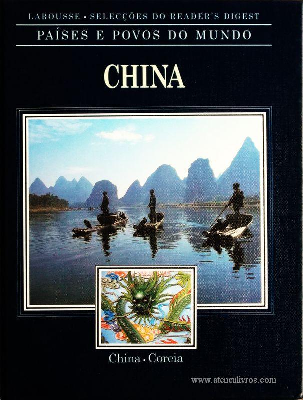 Países e Povos do Mundo – China – China - Coreia «€5.00»