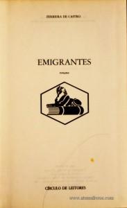 Emigrantes «€5.00»