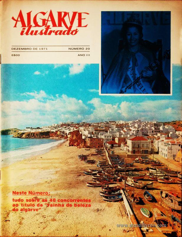 Revista Algarve Ilustrado - N.º 20 de Dezembro