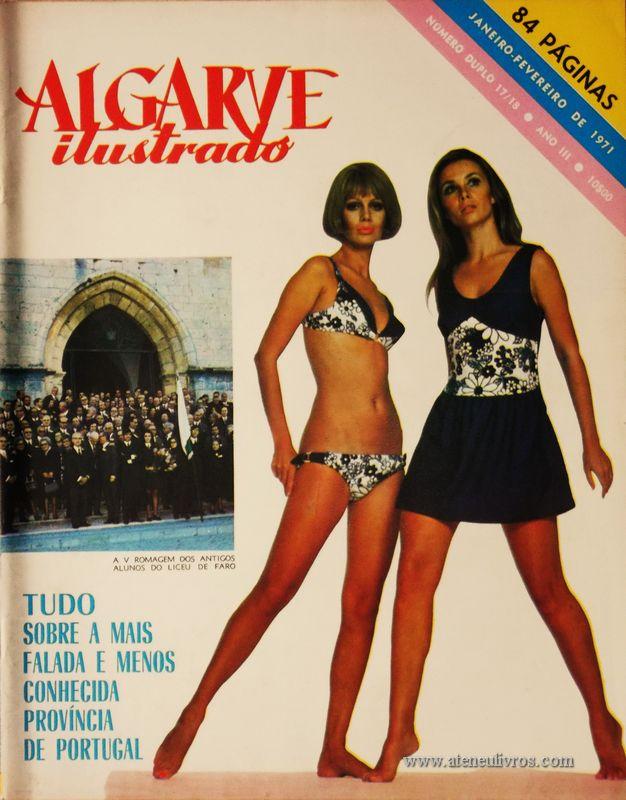 Revista Algarve Ilustrado - N.º 17/18 de Janeiro