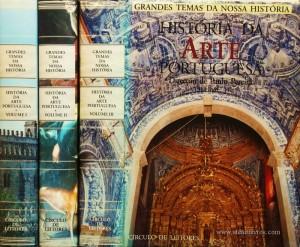 História de Arte Portuguesa
